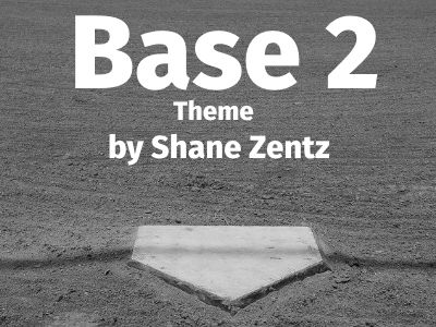 base2 theme by Shane Zentz